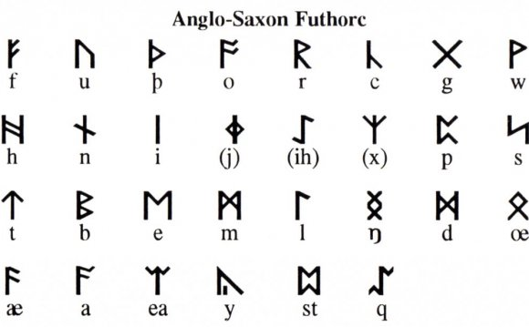 Old English and its runic