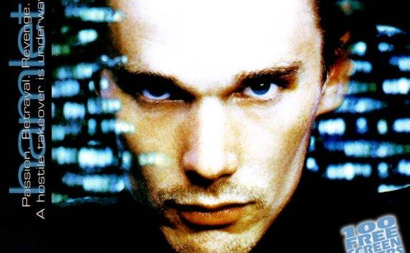 Ethan Hawke as Hamlet