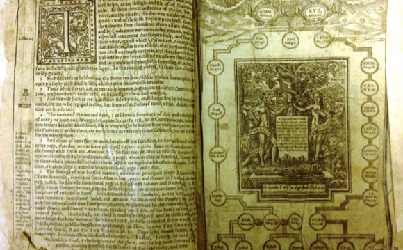 1612 First KJV bible in quarto