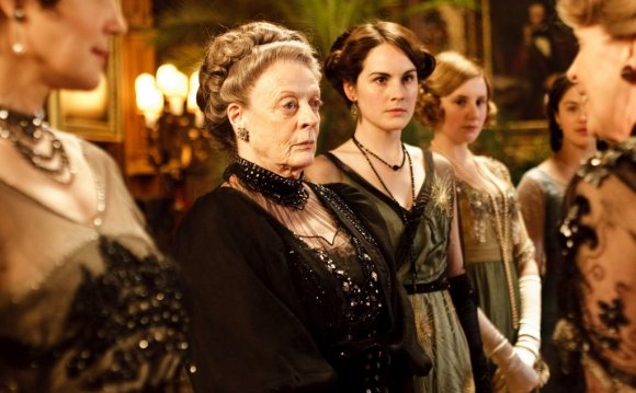 Downton Abbey Clothes The