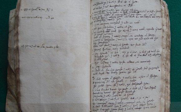 Oldest Draft of King James