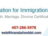 Certified Translations Services