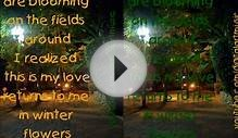 3D musical modern love poetry Marina the camomile, by