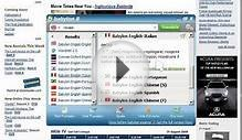 BABELFISH THE BEST TRANSLATION AND DICTIONARY SOFTWARE ONLINE