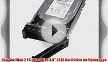 Dell Certified 2 TB Enterprise 3.5 SATA Hard Drive for
