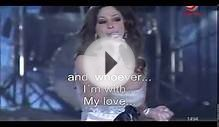 Elissa i miss you arabic song With english translate