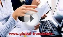 FIRST STEP TRANSLATIONS WE PROVIDE A FULL ARRAY OF SERVICES
