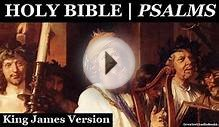 HOLY BIBLE: PSALMS - FULL Audio Book | King James Version