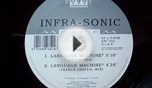 INFRA-SONIC - Language Machine(Trance - Orbital Mix)B2