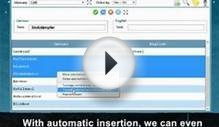 InterpretBank Automatic Translation