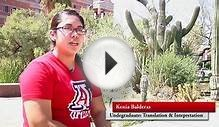 Kenia Balderas - Translation & Interpretation Major