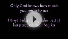 maher zain- Number One for Me (translate and lyrics)