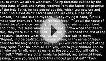 The Holy Bible - Acts Chapter 2 (World English Translation)